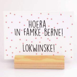Kaart Berte Famke Krúskes.nl