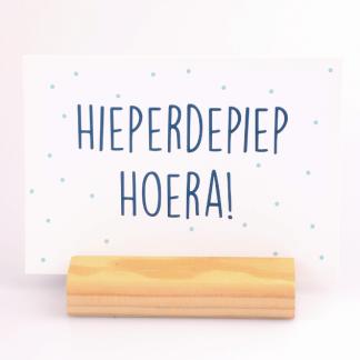 Kaart Hieperdepiep Hoera Krúskes.nl