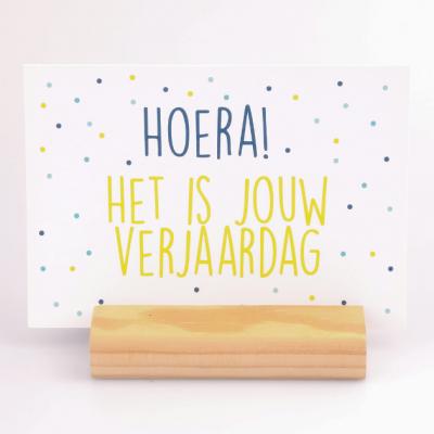 Kaart Hoera Krúskes.nl