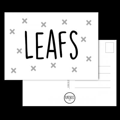 Kaart Leafs