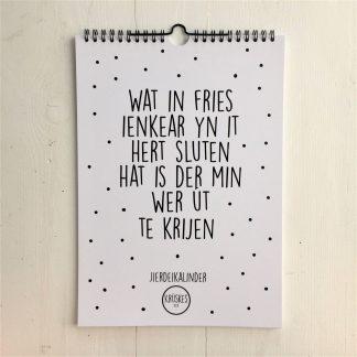 Friese Verjaardagskalender