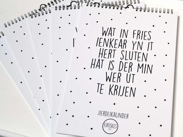 Friese kalenders - Krúskes