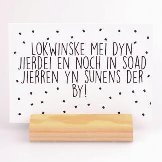 Kaart Lokwinske - Krúskes.nl