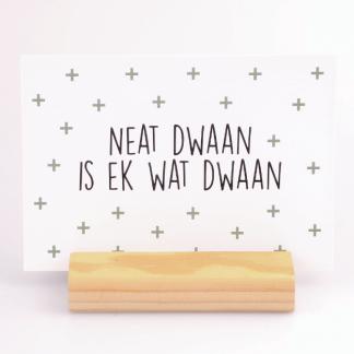 Kaart - Neat Dwaan Krúskes.nl