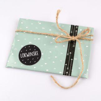 Sticker Lokwinske - Krúskes.nl