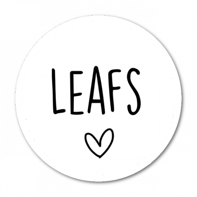 sticker leafs