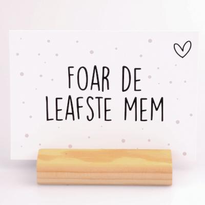 Kaart Leafste Mem - Krúskes.nl