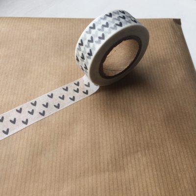 Masking Tape Hartjes
