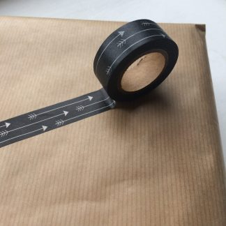Masking Tape pijltjes