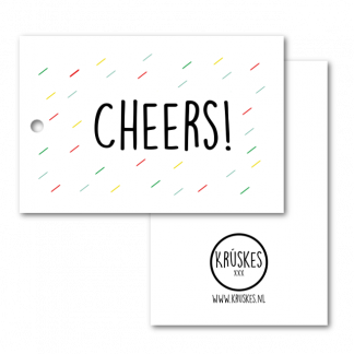 cadeaulabel cheers!