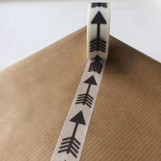 masking tape grote pijlen