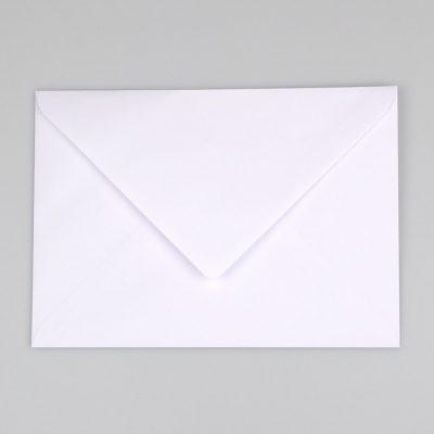 Blanco envelop EA5 Achterkant - Krúskes.nl