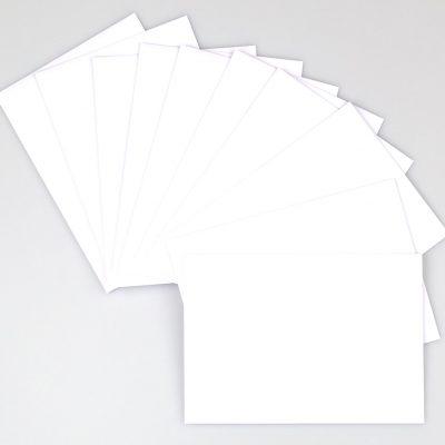 Blanco enveloppen C6 - Krúskes.nl
