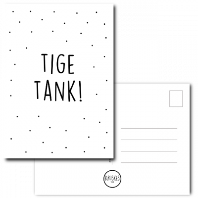 Kaart Tige Tank - Krúskes
