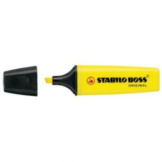 Stabilo Boss - Markeerstift - Geel