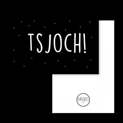 Cadeaulabel Tsjoch