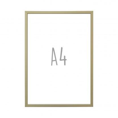 Posterlijst A4 - Brons - Krúskes.nl