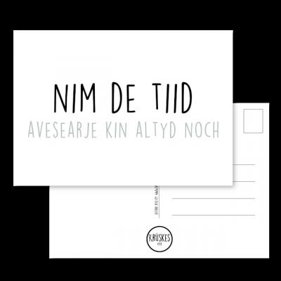 Kaart Nim de Tiid