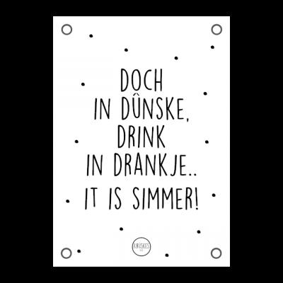 Poster Doch in Dûnske - Krúskes