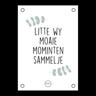 Poster Moaie Mominten Sammelje - Krúskes