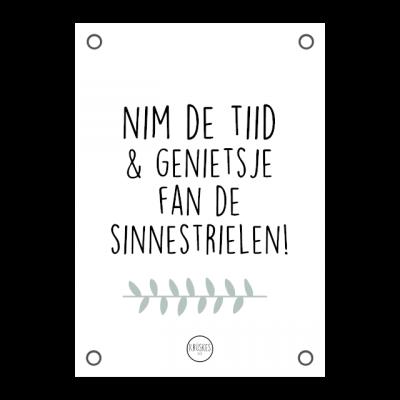 Poster Nim de Tiid - Krúskes