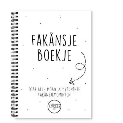 Frysk fakânsjeboek - Krúskes