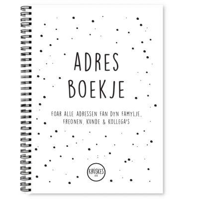 Frysk adresboekje Krúskes