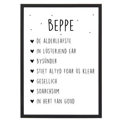 Poster Beppe Krúskes