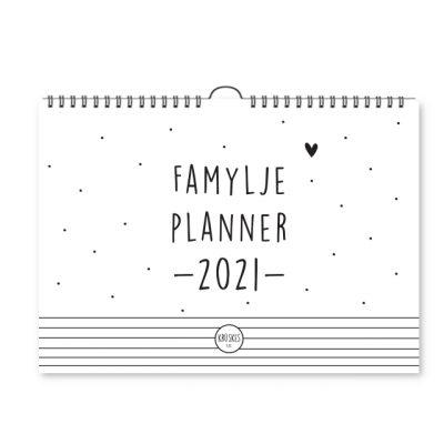 Famyljeplanner 2021 - Krúskes